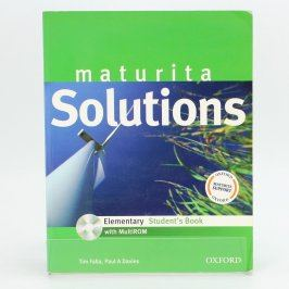 Maturita Solutions Elementary Student's book