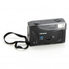 Analogový fotoaparát Carena Top 35F černý