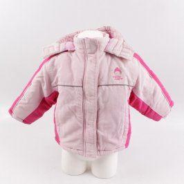 Dětská bunda Kiki&Koko odstín růžové