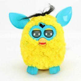 Furby Hasbro žlutý s modrými detaily