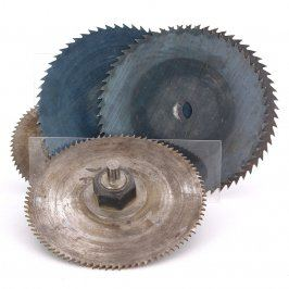 Pilový kotouč 4 x 140 mm + 1 x 75 mm
