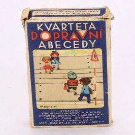 Kvarteta Dopravní abecedy