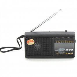 Kapesní radiopříjmač Mingshi
