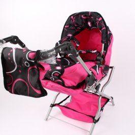 Kočárek Bayer Combi Grande růžový