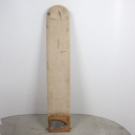 Žehlící prkno bez nohou dřevěné