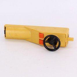 Dálkové ovládání  plastové žluté