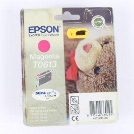 Inkoustová cartridge Epson T0613 magenta