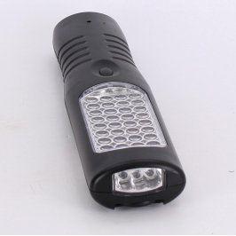 Přenosná svítilna F310B-5 černá