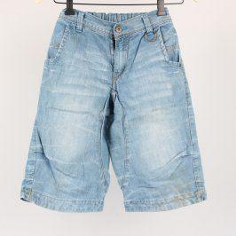 Dětské šortky Next odstín modré