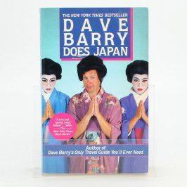 Kniha Dave Barry does japan
