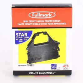 Barvící páska Fullmark N868BK černá