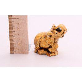 Keramická figurka slon