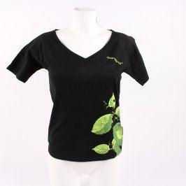 Dámské tričko Canard Aysha černé