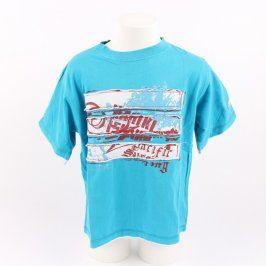 Chlapecké tričko ENGR odstín modré