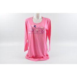 Dámská noční košile Vlomolla odstín růžové