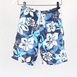 Chlapecké plavky modro bílé