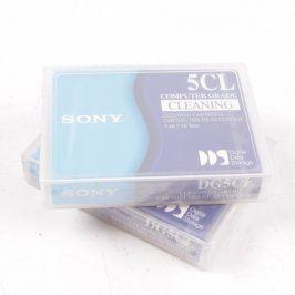 Čistící datová páska Sony 5CL DDS 5 m - 2 ks