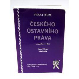 K. Klíma: Praktikum Českého ústavního práva