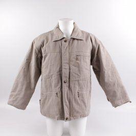 Pánská bunda Best for men odstín béžové