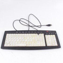 Klávesnice C-Tech W9835LU-CZ