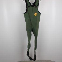 Neoprénový oblek Agama Raft zelený