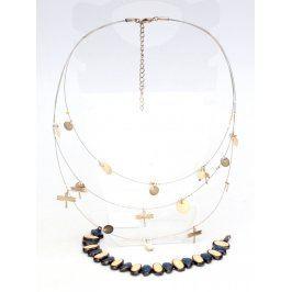 Set náhrdelníku na vlasci a náramku