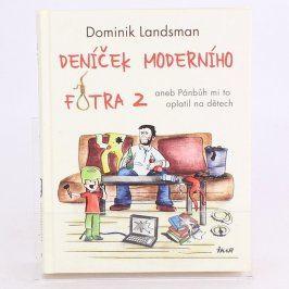 Kniha Deníček moderního fotra 2