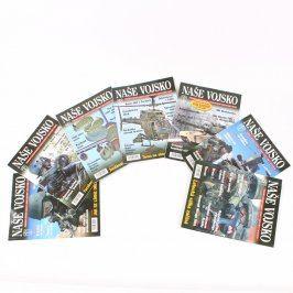 Naše vojsko Vojenský a policejní magazín