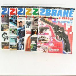 Hobby časopis Zbraně & Náboje