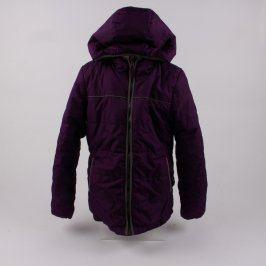 Dívčí bunda Y.F.K. odstín fialové