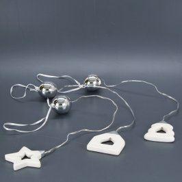 Závěsné svítidlo Tchibo keramické ozdoby LED