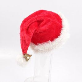 Čepice Santa Clause se zvonečkem