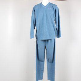 Pánské pyžamo Regina odstín modré