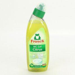 WC gel Marke Frosch s citrusovou vůní