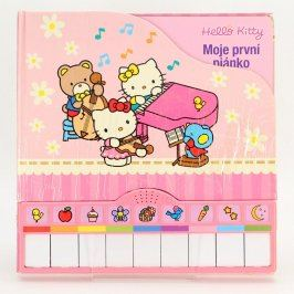 Dětské piáno Hello Kitty
