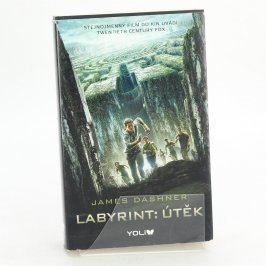Kniha Labyrint: útěk- James