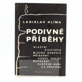 Kniha Ladislav Klíma: Podivné příběhy