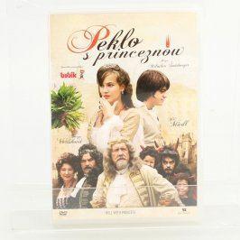 DVD film Miloslav Šmídmajer:  Peklo s princeznou