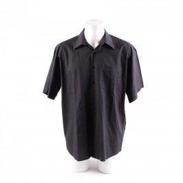 Pánská košile A.M.J. Classic černá