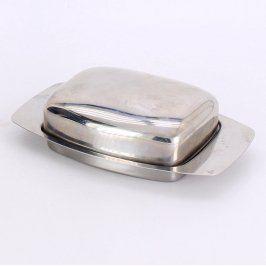 Máselník stříbrné barvy