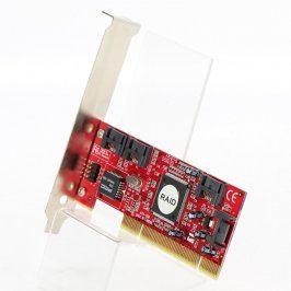 Řadič SATA RAID - 4x SATA PCI