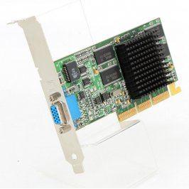 Grafická karta ATI Rage 128 Pro 32 MB AGP