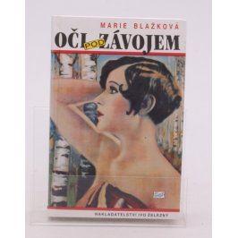 Kniha Marie Blažková: Oči pod závojem