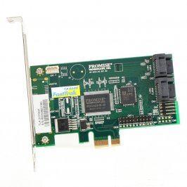 Řadič SATAII Promise FastTrak TX4650 PCIE x1