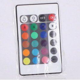 Dálkový ovladač LED pásku RGB