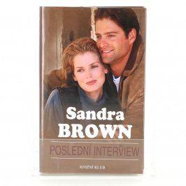 Kniha Sandra Brown: Poslední interview