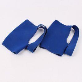 Kolenní bandáže modré 2 kusy