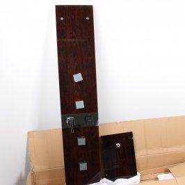 Sprchový panel Rea 7059 s tryskami a baterií