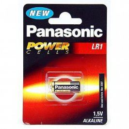 Baterie Panasonic LR1 alkalická