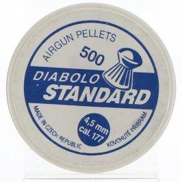 Střelivo Diabolo Standard ráže 177